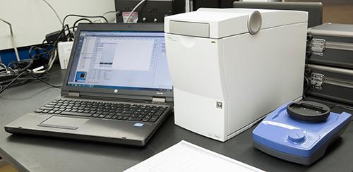 Agilent BioAnalyzer 2100